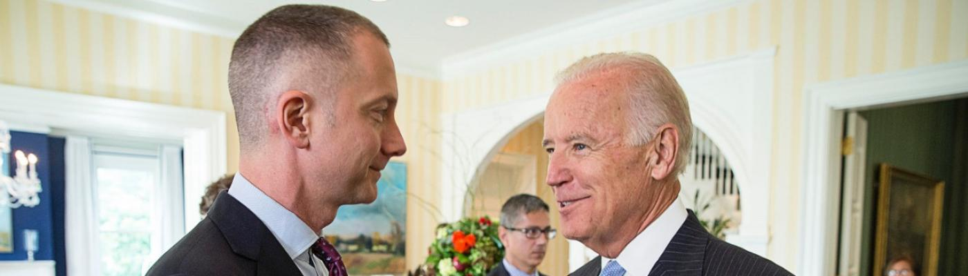 Boris Lozhkin has congratulated Joe Biden on the Electoral College win