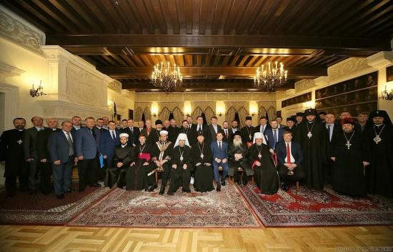 The Council of Churches of Ukraine held an offsite meeting with the support of the JCU