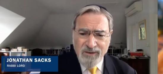 The Jewish Confederation of Ukraine expresses condolences to the family and friends of Rabbi Lord Jonathan Sacks